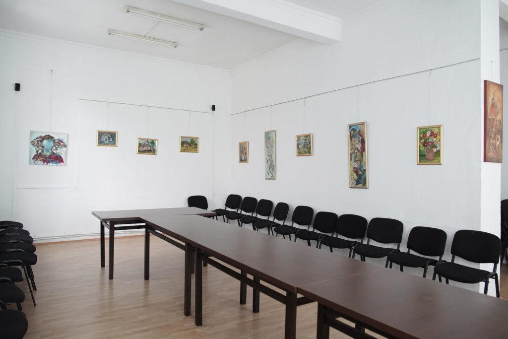 """Centrul de Cultură și Arte """"George Topîrceanu"""""""
